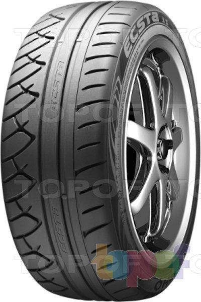 Шины Kumho Ecsta XS KU36. Летняя спортивная шина