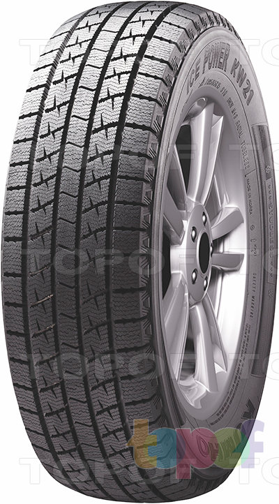 Ice Power KW21 - Шины Kumho
