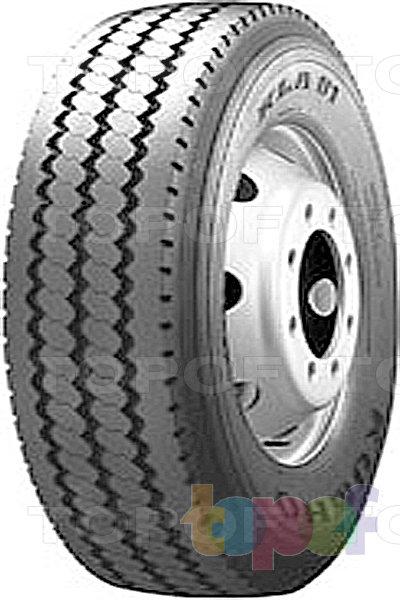Шины Kumho KLA01. Дорожная шина для грузового автомобиля