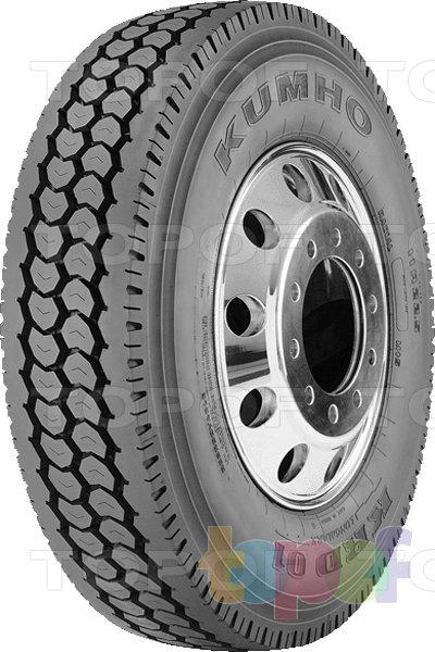 Шины Kumho KRD01. Дорожная шина для грузового автомобиля