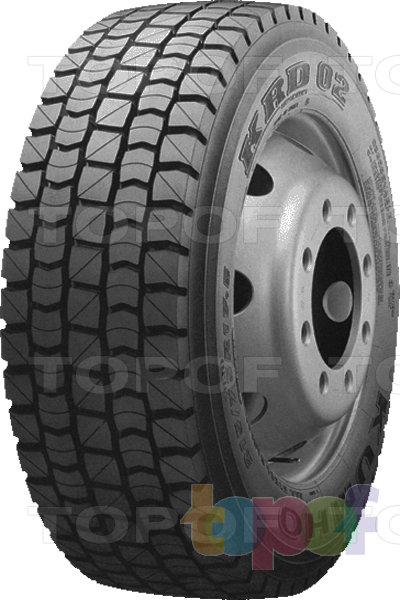 Шины Kumho KRD02. Дорожная шина для грузового автомобиля