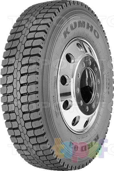 Шины Kumho KRD03. Дорожная шина для грузового автомобиля