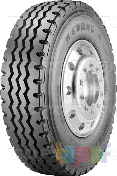 Шины Kumho Power Fleet 973