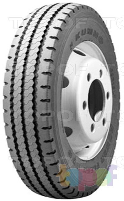 Шины Kumho Power Fleet 975