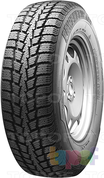 Power Grip KC11 - Шины Kumho