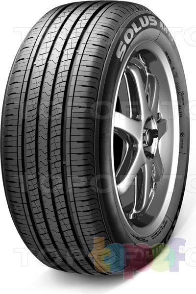 Шины Kumho Solus KH16. Летняя шина для легкового автомобиля