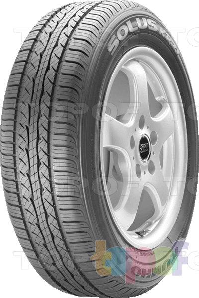 Шины Kumho Solus KR21. Летняя шина для легкового автомобиля