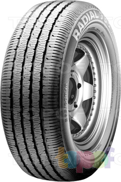 Steel Radial 798 Plus - Шины Kumho
