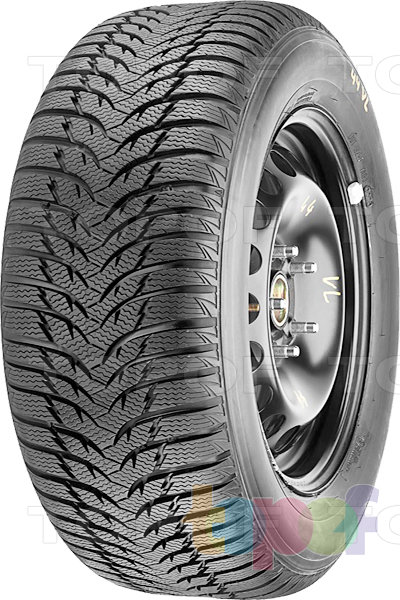 Шины Kumho WinterCraft WP51. Изображение модели #1