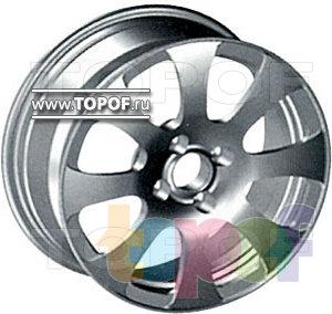 Колесные диски КУМЗ АМК-12-41. Изображение модели #1