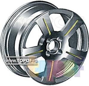 Колесные диски КУМЗ АМК-12-45. Изображение модели #1