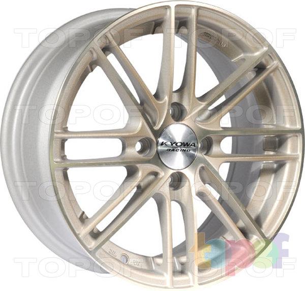 Колесные диски Kyowa KR1015. Изображение модели #1