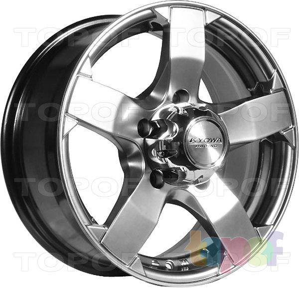 Колесные диски Kyowa KR1036