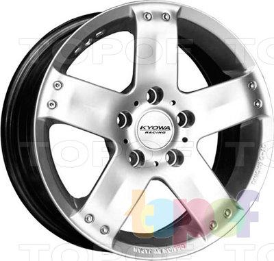 Колесные диски Kyowa KR202. Изображение модели #1