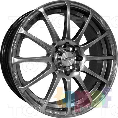 Колесные диски Kyowa KR204. Изображение модели #1