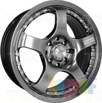 Колесные диски Kyowa KR208. Изображение модели #1
