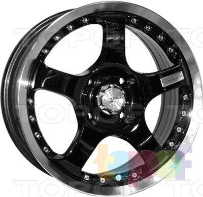 Колесные диски Kyowa KR208. Изображение модели #2