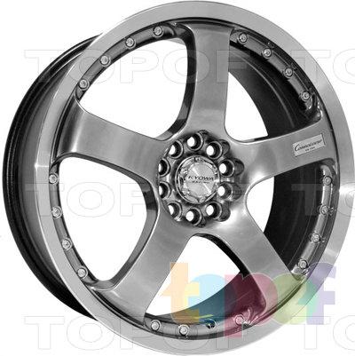 Колесные диски Kyowa KR208. Изображение модели #3