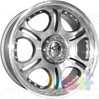Колесные диски Kyowa KR209. Изображение модели #1