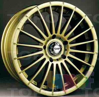 Колесные диски Kyowa KR211. Изображение модели #1