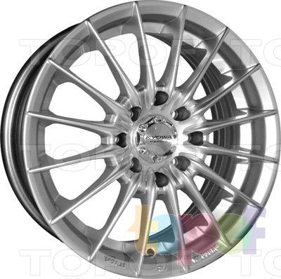 Колесные диски Kyowa KR212. Изображение модели #2