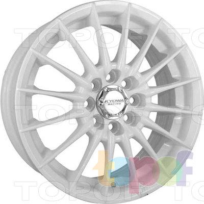 Колесные диски Kyowa KR212. Изображение модели #3