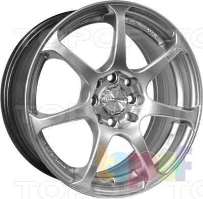 Колесные диски Kyowa KR213. Изображение модели #1