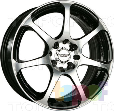 Колесные диски Kyowa KR213. Изображение модели #2