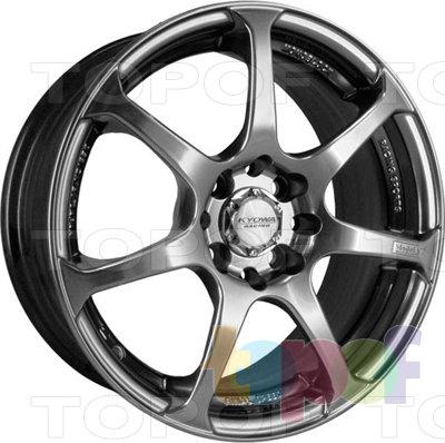 Колесные диски Kyowa KR213. Изображение модели #3