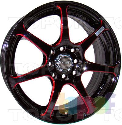 Колесные диски Kyowa KR213. Изображение модели #4
