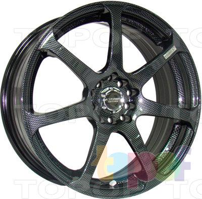Колесные диски Kyowa KR213. Изображение модели #6