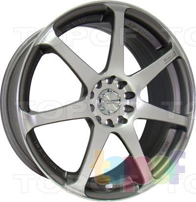 Колесные диски Kyowa KR213. Изображение модели #8