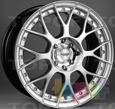 Колесные диски Kyowa KR214. Изображение модели #1