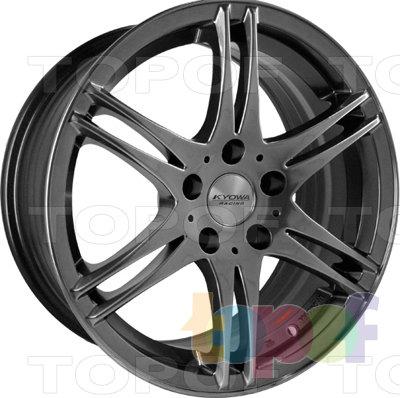 Колесные диски Kyowa KR215. Изображение модели #1