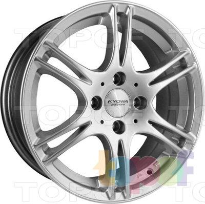 Колесные диски Kyowa KR215. Изображение модели #2