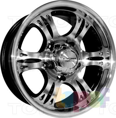 Колесные диски Kyowa KR216. Изображение модели #1