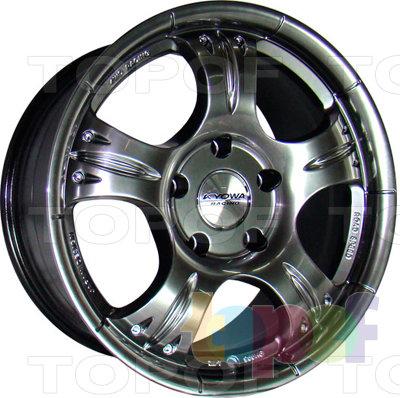 Колесные диски Kyowa KR216. Изображение модели #3