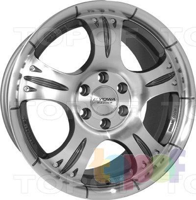 Колесные диски Kyowa KR216. Изображение модели #4