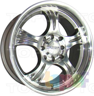 Колесные диски Kyowa KR217. Изображение модели #2
