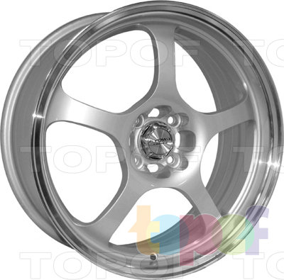 Колесные диски Kyowa KR218. Изображение модели #2