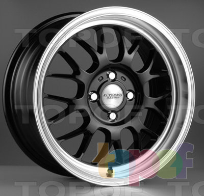 Колесные диски Kyowa KR219. Изображение модели #1