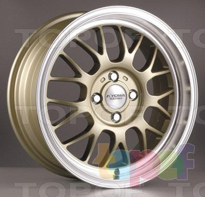 Колесные диски Kyowa KR219. Изображение модели #2