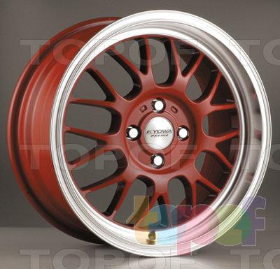 Колесные диски Kyowa KR219. Изображение модели #3