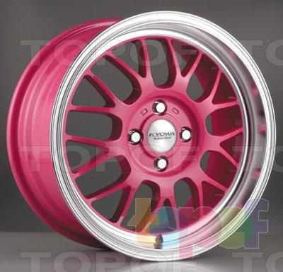 Колесные диски Kyowa KR219. Изображение модели #4