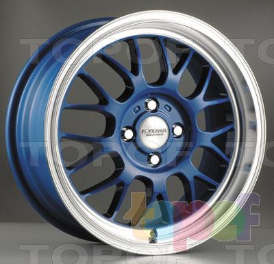 Колесные диски Kyowa KR219. Изображение модели #5