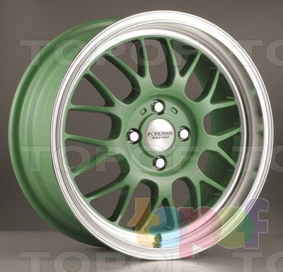 Колесные диски Kyowa KR219. Изображение модели #6