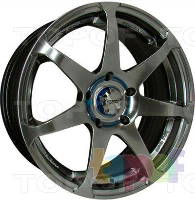 Колесные диски Kyowa KR222. Изображение модели #1