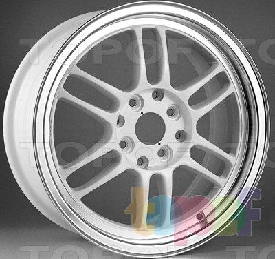Колесные диски Kyowa KR223. Изображение модели #1