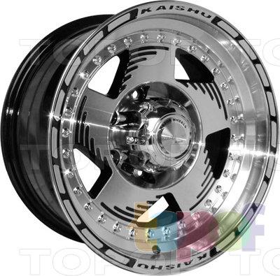 Колесные диски Kyowa KR229. Изображение модели #1