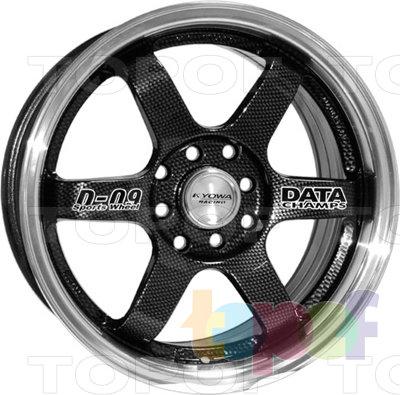 Колесные диски Kyowa KR230. Изображение модели #1